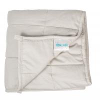 "Hugzz: Weighted Blanket 48"" x 72"" - 20lb Heather Grey"