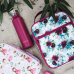 Montiico: Insulated Lunch Bag - Floral (Indonesia Only)