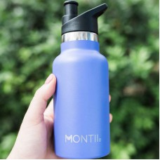 Montiico: Mini Drink Bottle - Purple (Indonesia Only)