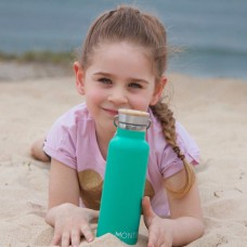 Montiico: Original Drink Bottle - Green (Indonesia Only)