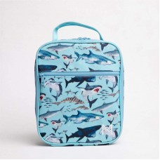 Montiico: Insulated Lunch Bag - Sharks (Indonesia Only)
