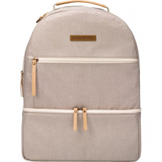 Petunia Pickle Bottom: Axis Backpack - Sand (Indonesia Only)