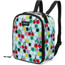 PackIT: Kids Lunch Backpack - Cherry Dots (For Indonesia Only)