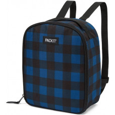 PackIT: Kids Lunch Backpack - Navy Buffalo (For Indonesia Only)