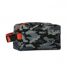 PackIT: Small Freezable Bag - Charcoal Camo (For Indonesia Only)
