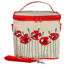 SoYoung Large Cooler Bag - Red Poppy (For Indonesia Only)