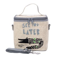 SoYoung Small Cooler Bag - Wee Gallery Alligator (For Indonesia Only)