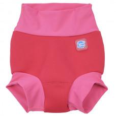 Splashabout: Happy Nappy Geranium Pink - M 3-6mth (Indonesia Only)