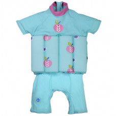 Splashabout: UV Float Suit Apple Daisy - L 4-6yrs (Indonesia Only)